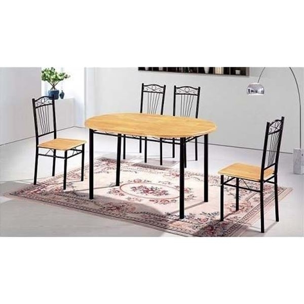 Preferred Cooper Dining Tables Inside Buy Cooper Dining Table Online At Discounted Prices In Chennaichairs (View 16 of 20)
