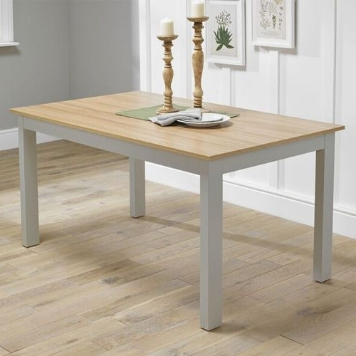 Preferred Cotswold Dining Tables Within Cotswold Dining Table Grey Bdi Home Furniture Store Folkestone (View 17 of 20)