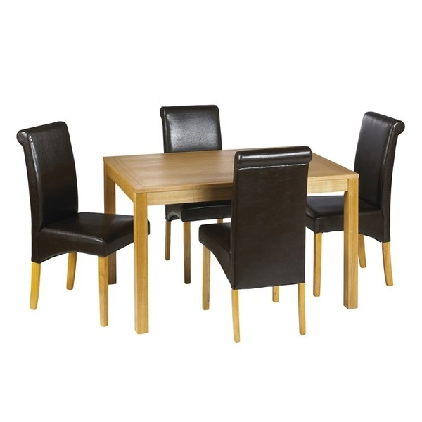 Preferred Dining Table Sets, Kitchen Table & Chairs (View 17 of 20)