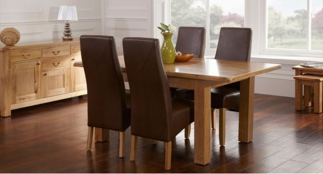 Preferred Extending Dining Table Available From Scs #christmas #dining Regarding Scs Dining Furniture (View 8 of 20)
