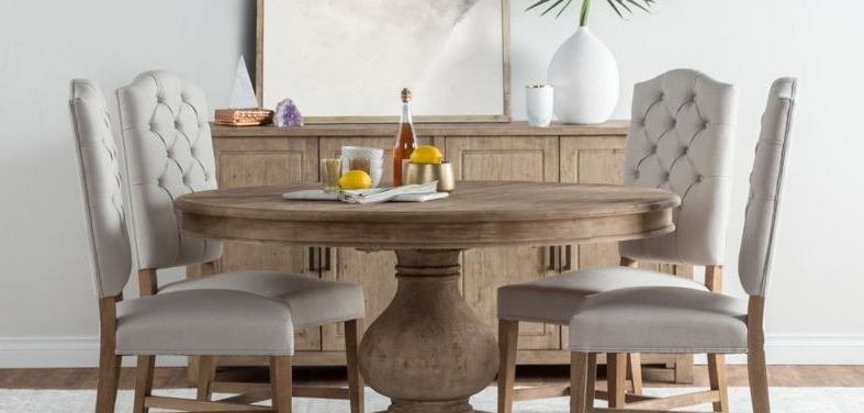 Preferred Farmhouse Dining Tables And Chairs With Farm Dining Tables (View 17 of 20)