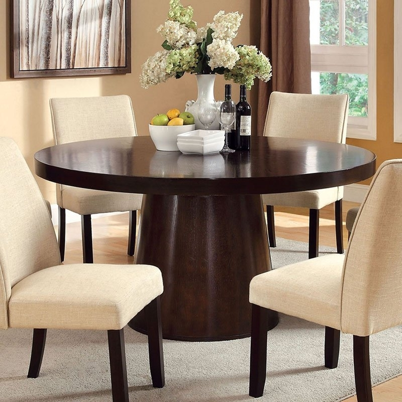 Preferred Havana Dining Tables With Havana Round Dining Table – Dining Room And Kitchen Furniture – Dining (View 19 of 20)