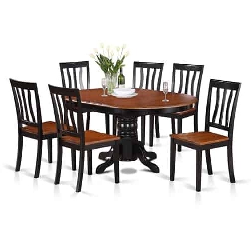 Preferred Laurent 7 Piece Rectangle Dining Sets With Wood And Host Chairs Inside The 25 Best Dining Room Tables Of 2018 – Family Living Today (View 16 of 20)