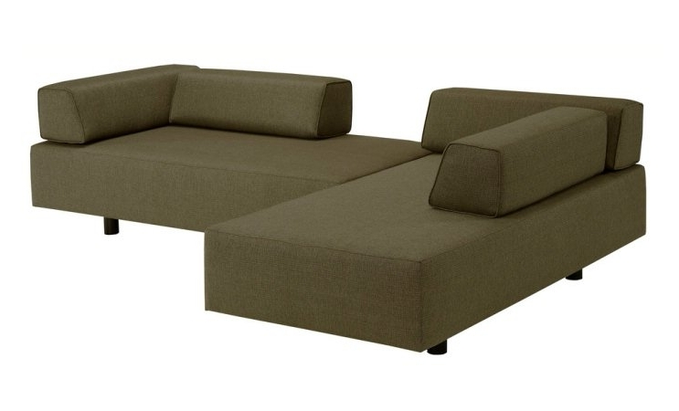 Preferred Lazar Calabasas Sectional Sofa – Free White Glove Delivery Upgrade Pertaining To Blaine 3 Piece Sectionals (View 8 of 15)
