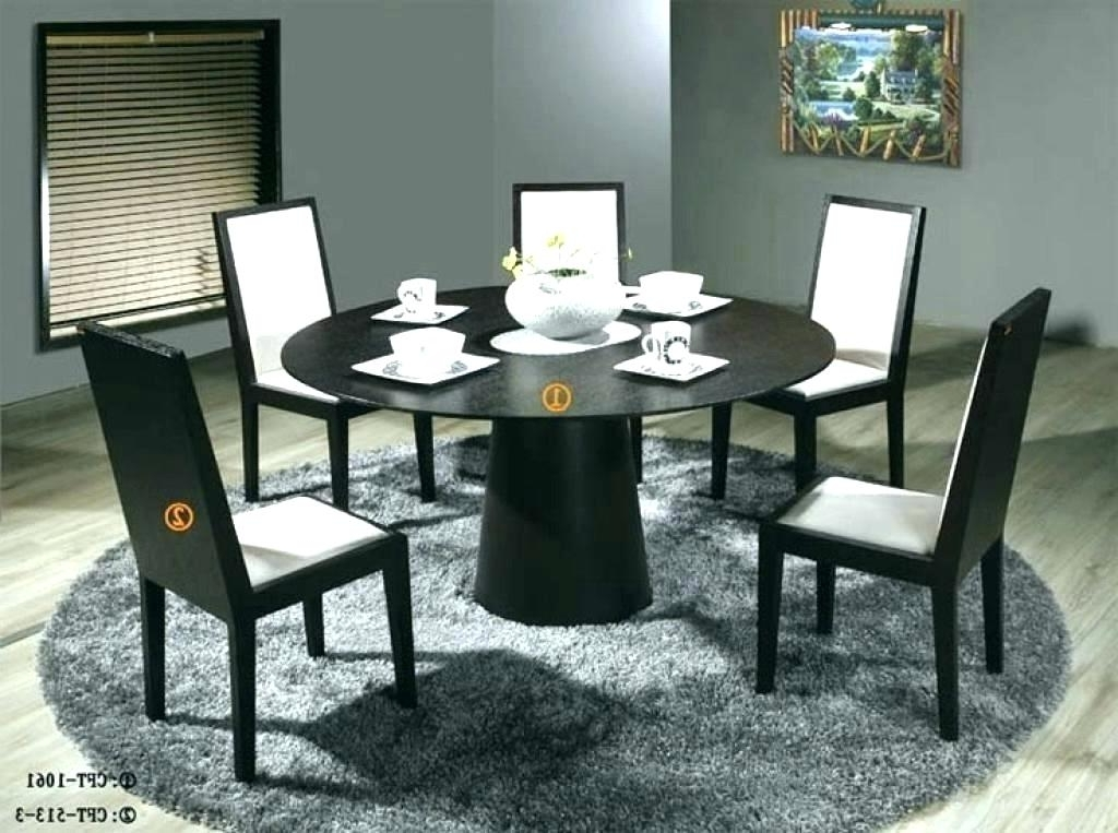 Preferred Round 6 Person Dining Tables Regarding Kitchen Table Round 6 Chairs – Modern Computer Desk Cosmeticdentist (View 11 of 20)