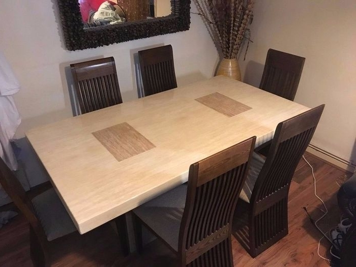 Preferred Scs Dining Room Furniture With Regard To  (View 10 of 20)