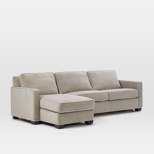 Preferred Sectional With Sleeper Aspen 2 Piece W Laf Chaise Living Spaces Intended For Aspen 2 Piece Sectionals With Laf Chaise (View 2 of 15)