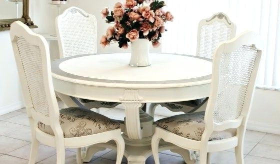 Preferred Shabby Chic Dining Chairs Furniture Room Uk Chair Covers Gray Set Pertaining To Shabby Chic Dining Chairs (View 13 of 20)