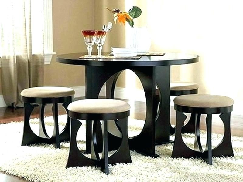 Preferred Small Modern Dining Tables – Kuchniauani For Small Dining Sets (View 11 of 20)
