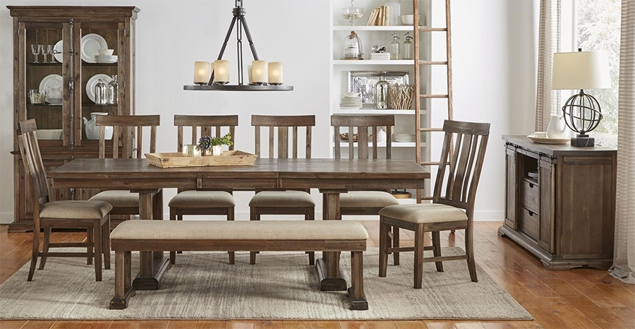 Prices • A America Dawson Wt Dining Furniture • Al's Woodcraft With Regard To Favorite Dawson Dining Tables (View 2 of 20)