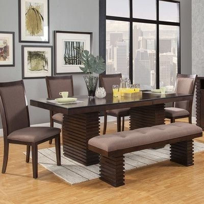 Products In Trendy Logan 6 Piece Dining Sets (View 15 of 20)