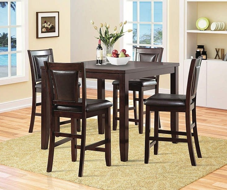Pub Set For Palazzo 6 Piece Rectangle Dining Sets With Joss Side Chairs (View 13 of 20)