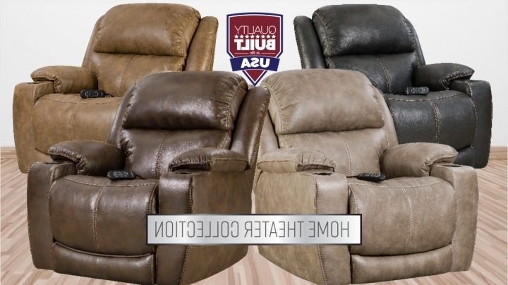 Put Your Feet Up » Home Pertaining To Trendy Clyde Saddle 3 Piece Power Reclining Sectionals With Power Headrest & Usb (View 12 of 15)