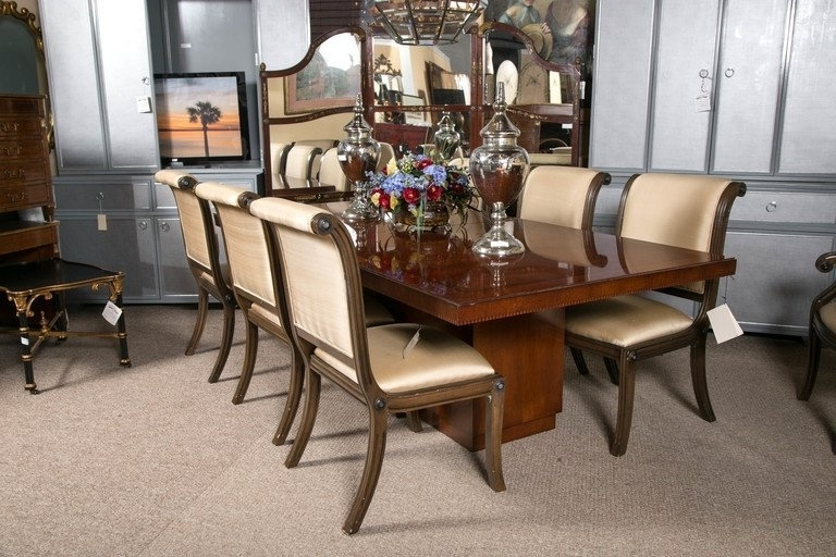 Ralph Lauren Palaical Modern Hollywood Dining Table At 1Stdibs With Regard To Well Liked Laurent Round Dining Tables (View 18 of 20)