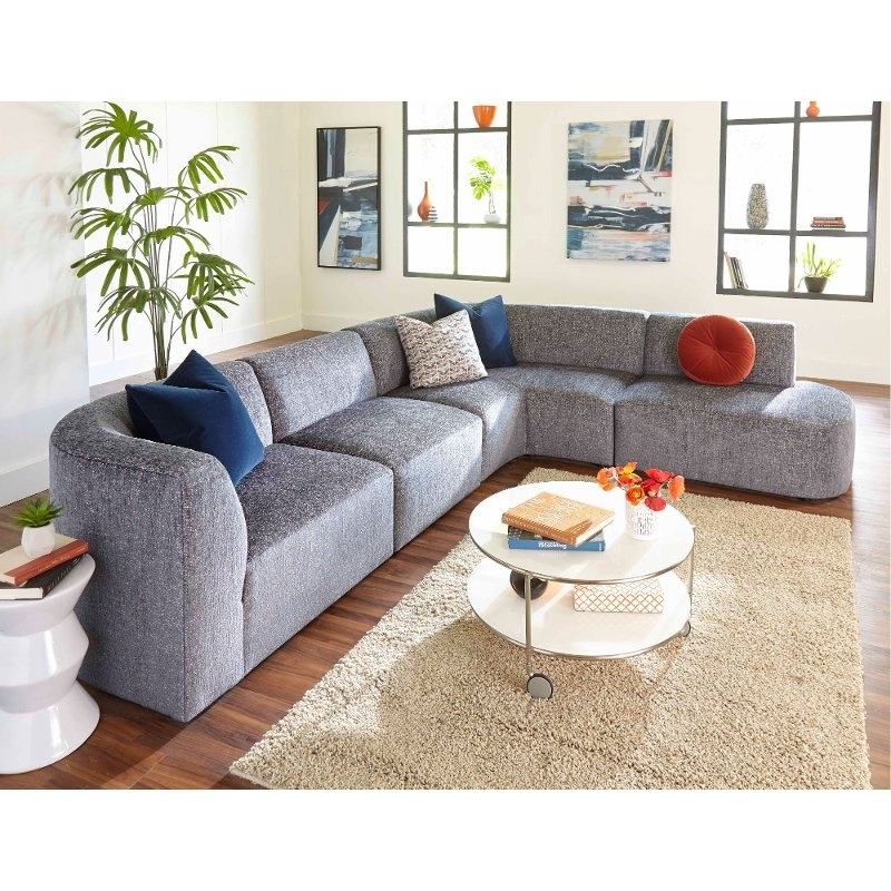Rc Pertaining To Newest Cosmos Grey 2 Piece Sectionals With Laf Chaise (View 6 of 15)