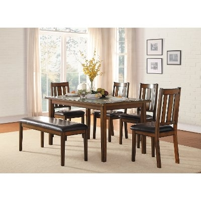 Rc Willey Furniture Store Regarding 2017 Craftsman 5 Piece Round Dining Sets With Uph Side Chairs (Gallery 19 of 20)