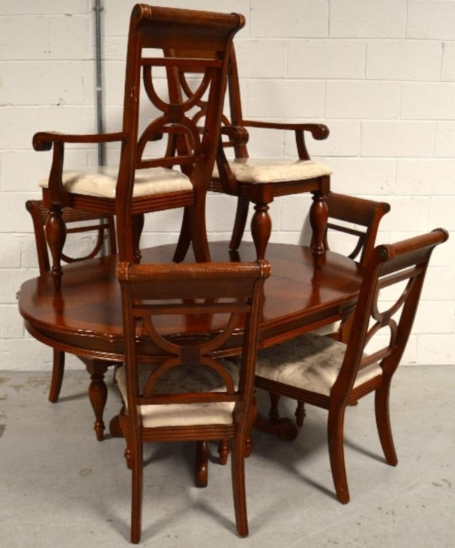 Recent Adam Partridge Auctioneers – The Liverpool Saleroom : A Reproduction With Regard To Partridge Dining Tables (View 20 of 20)