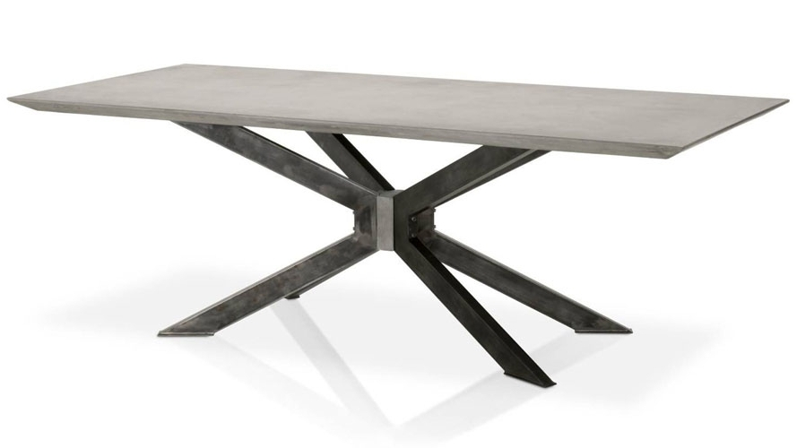 Recent Beton 87 Inch Dining Table (View 16 of 20)