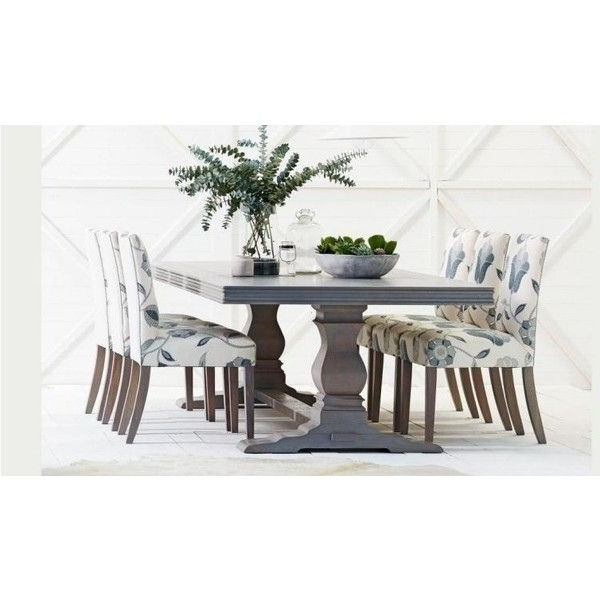 Recent Cambridge Herringbone Dining Table ❤ Liked On Polyvore Featuring Within Cambridge Dining Tables (View 13 of 20)