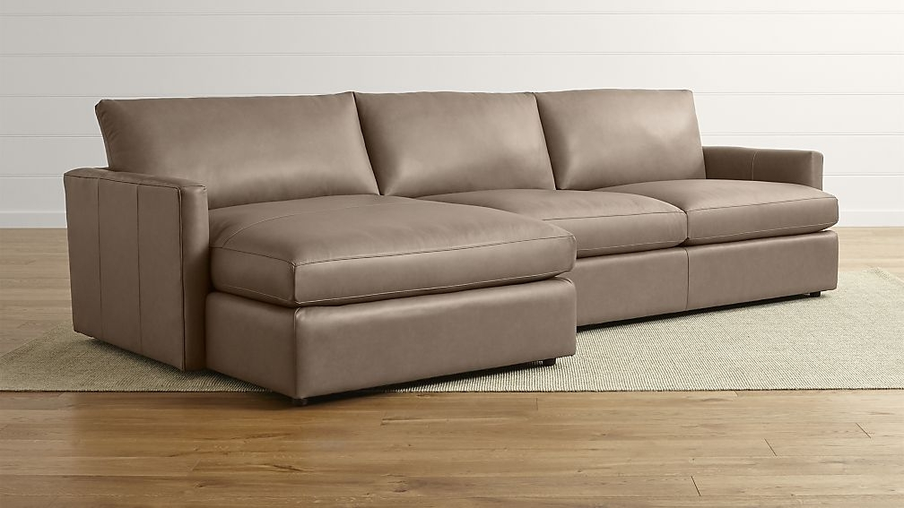 Recent Choosing 2 Piece Sectional Sofa – Elites Home Decor Throughout Evan 2 Piece Sectionals With Raf Chaise (View 5 of 15)