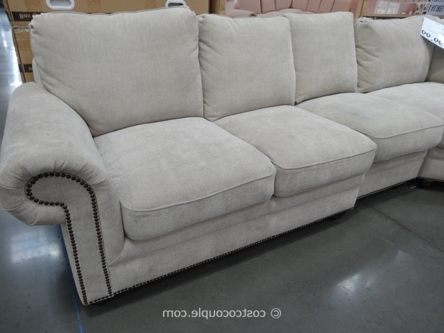 Recent Cohen Down 2 Piece Sectionals Within Marks And Cohen Laurel Fabric Sectional (View 12 of 15)