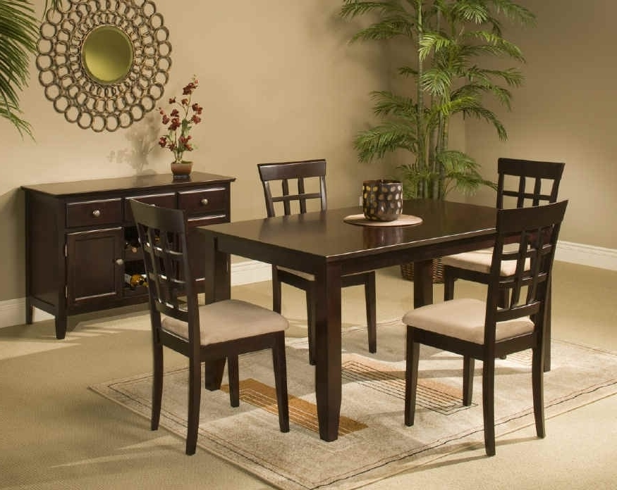 Recent Compact Dining Tables And Chairs Throughout Dining Table Furniture: Cream Dining Tables And Chairs, Small Dining (View 18 of 20)