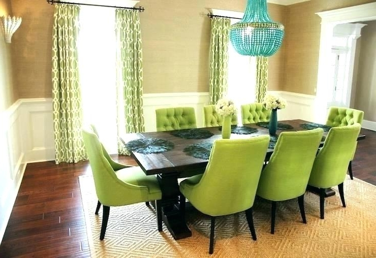 Recent Green Dining Tables Regarding Green Dining Table Set Mint Room Chairs Metal – Beface (View 19 of 20)