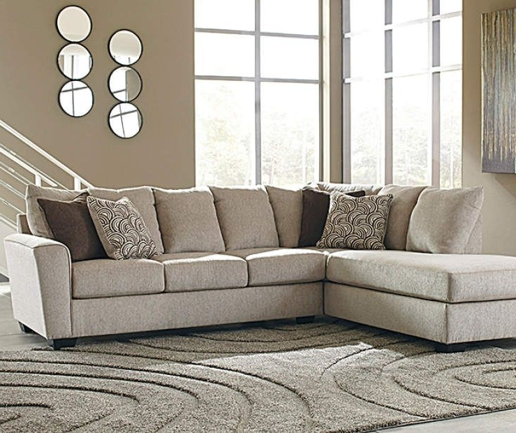 Recent I Found A Signature Designashley Ellabury Living Room Sectional Within Turdur 2 Piece Sectionals With Laf Loveseat (View 9 of 15)