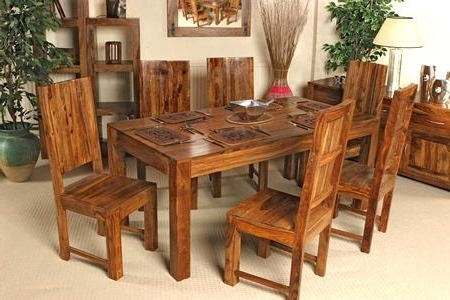 Recent Indian Dining Room Furniture Regarding Best Of The Best Of Indian Wood Dining Table – Cloudchamber.co (Gallery 12 of 20)