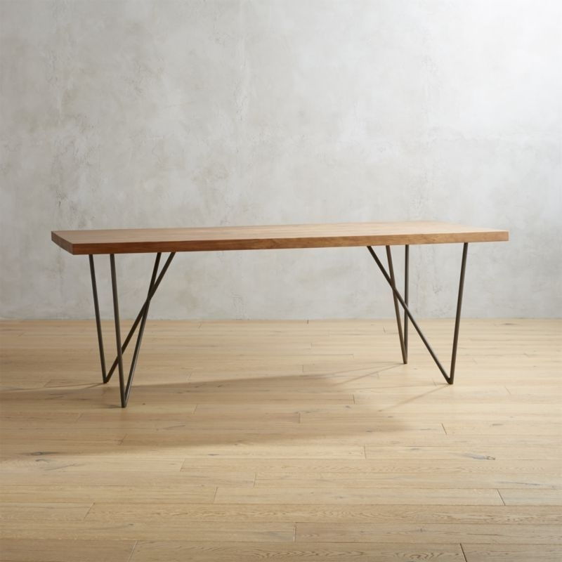Recent Jaxon Extension Rectangle Dining Tables For Jaxon Extension Rectangle Dining Table (View 18 of 20)