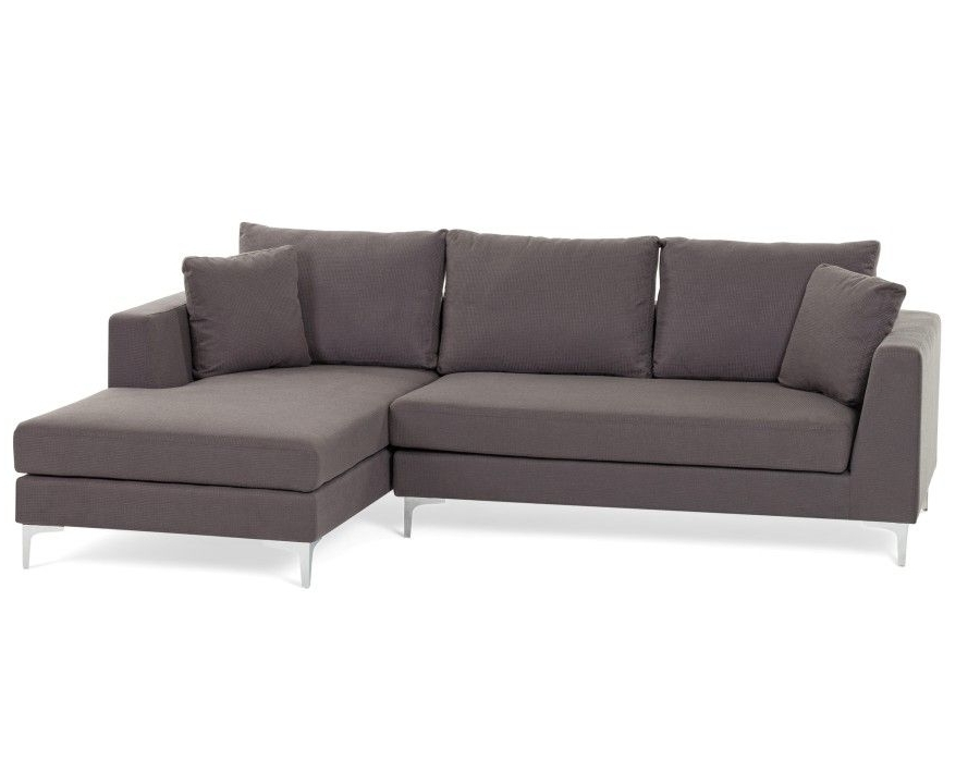 Recent Liam Dark Grey Sectional Sofa Right (View 15 of 15)