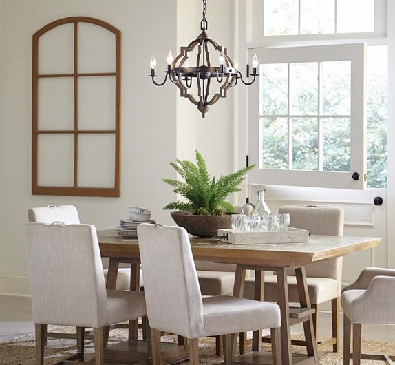 Recent Lights For Dining Tables Pertaining To Chandeliers (View 20 of 20)