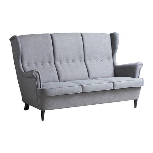 Recent Loosen Up And Relax In The Timeless Strandmon Sofa (View 6 of 15)