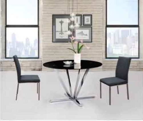 Recent Metro Dining Tables Inside Metro Round Dining Set – Shop For Affordable Home Furniture, Decor (View 16 of 20)