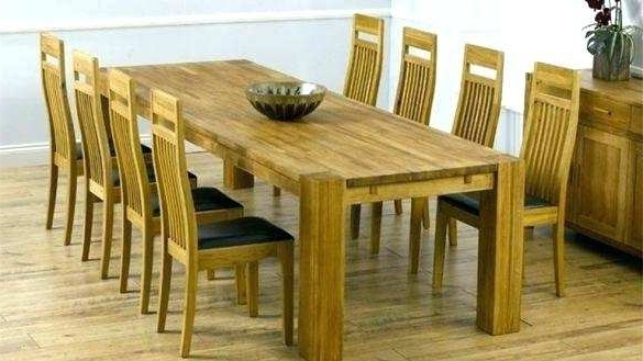 Recent Modern Dining Room Sets For 8 Dining Table And 8 Chairs Set 8 Person For Dining Tables 8 Chairs (View 18 of 20)