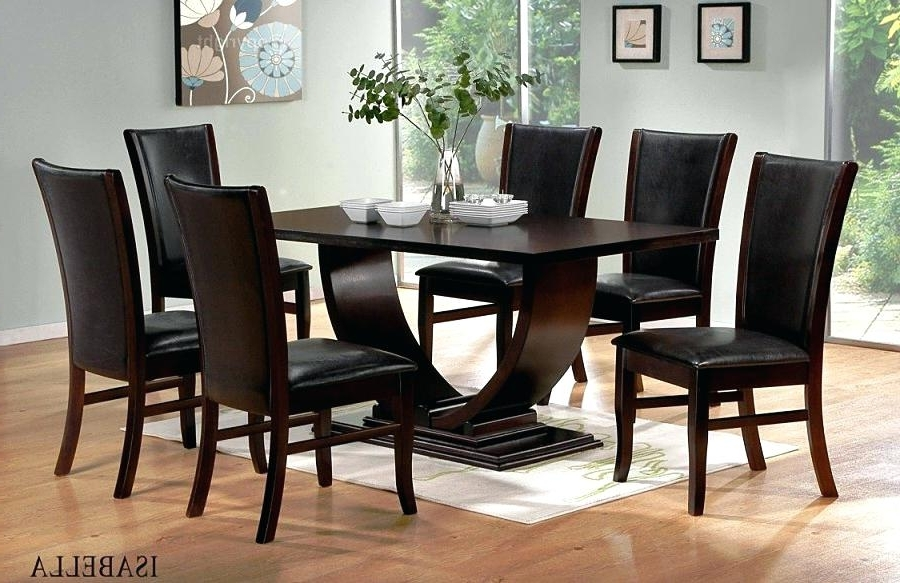 Recent Modern Dining Room Table Sets – Rabidshare Intended For Dining Tables Set For  (View 18 of 20)