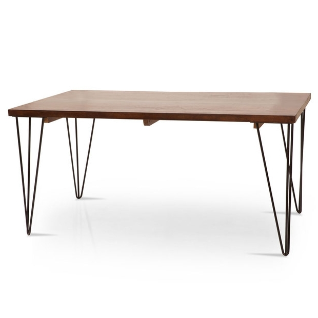 Recent Oslo Barcelona 6 Seater Dining Table Set – Lock And Pull With Barcelona Dining Tables (View 5 of 20)