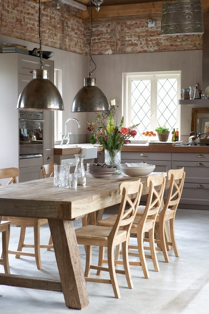 Recent Pendant Lights Over The Dining Table Inside Over Dining Tables Lights (View 10 of 20)