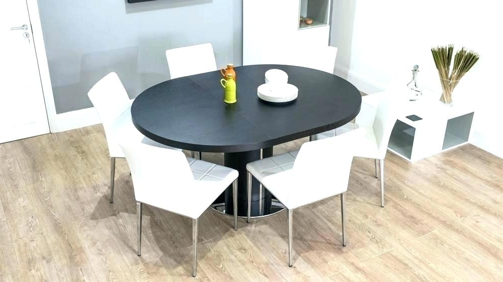 Recent Round White Extendable Dining Tables Pertaining To Cheap Extending Dining Table And Chairs Full Size Of Round White (View 20 of 20)