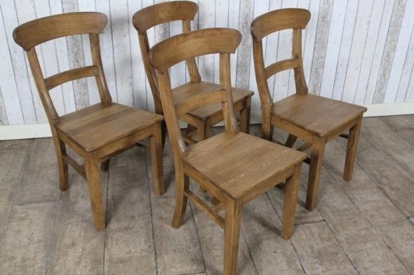 Recent Rustic Oak Dining Chairs Solid Oak Dining Chairs Curved Spoon Back In Oak Dining Chairs (Gallery 12 of 20)