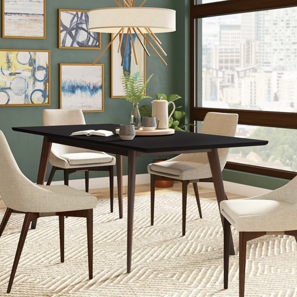 Recent Teagan Extension Dining Tables Inside Butterfly Dining Table (View 14 of 20)