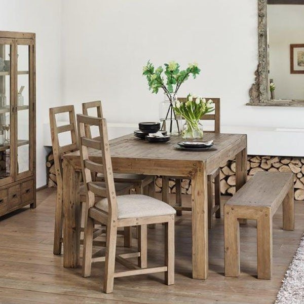 Reclaimed Wood Dining Table Intended For Current Cotswold Dining Tables (View 18 of 20)