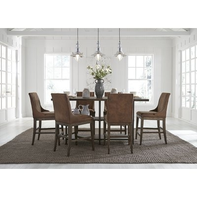 Red Barrel Studio Shiflett 5 Piece Dining Set & Reviews (View 20 of 20)