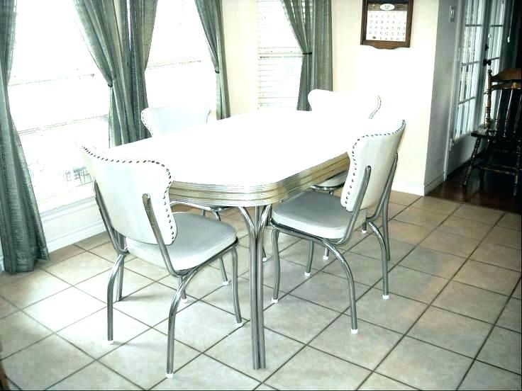 Retro Dining Room – Olukayode With Best And Newest Retro Dining Tables (View 12 of 20)