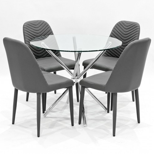 Riversway Chair Dining Set (View 15 of 20)