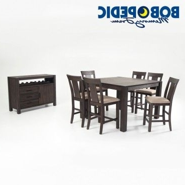 "Rocco 8 Piece Extension Counter Sets With Current Summit 54"" X 54"" 8 Piece Counter Set (View 5 of 20)"