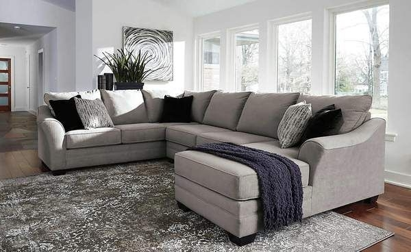 Room In Best And Newest Karen 3 Piece Sectionals (View 14 of 15)