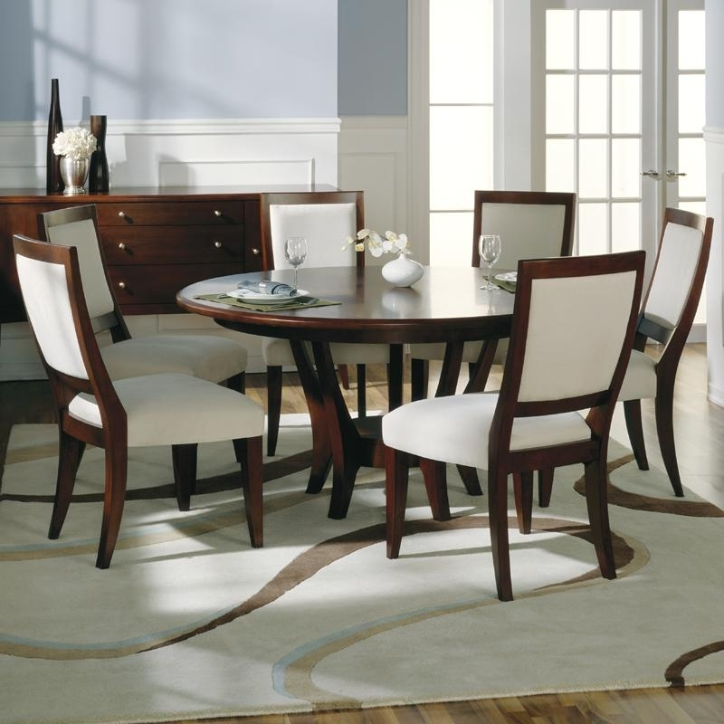 Round 6 Person Dining Tables Within Well Known Dining Tables (View 17 of 20)