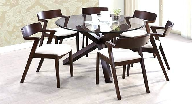 Round 6 Seater Dining Table 6 Seat Table Round 6 Seat Dining Table 6 Regarding 2018 Round 6 Seater Dining Tables (View 10 of 20)