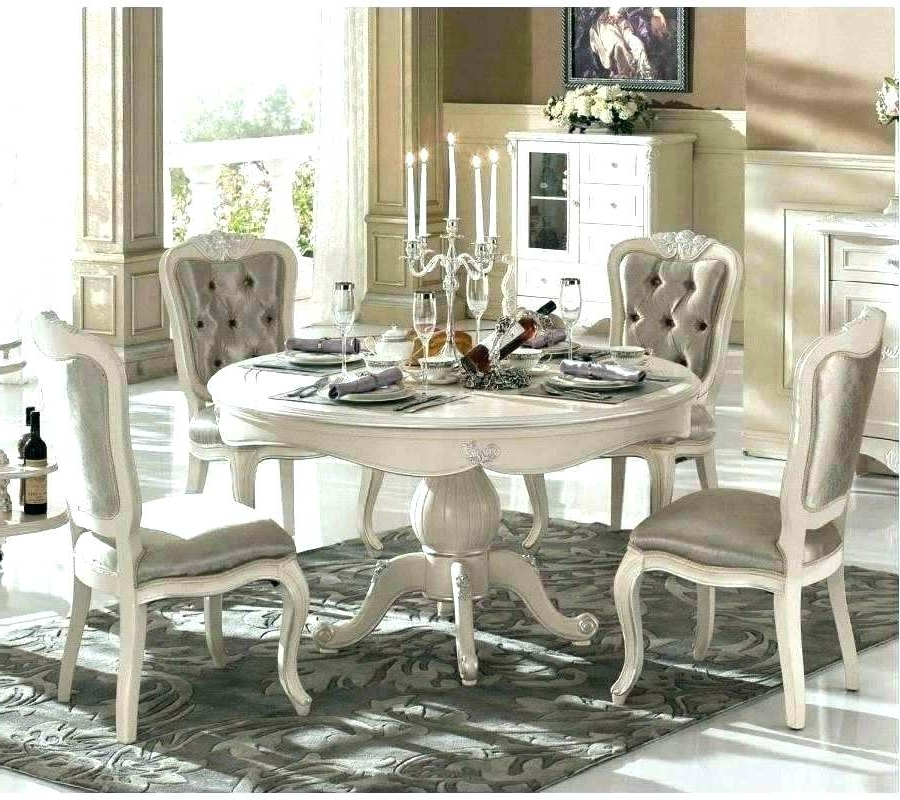 Round Country Dining Table French Country Dining Room Table With Regarding Best And Newest French Country Dining Tables (View 18 of 20)